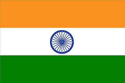 A5 iron on T-shirt Transfer -  India, Indian Flag