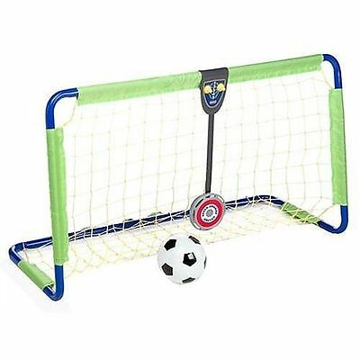 Fisher Price Super Sounds Soccer With Inflatable Ball Soccer Goal New In Box