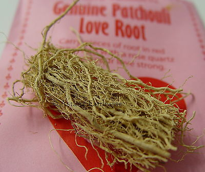 PATCHOULI LOVE ROOTS Wicca Pagan Witch Goth Spell LOVE RELATIONSHIPS
