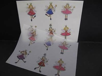 25 x A4 110gsm Printed Angelica Vellum for Cardmaking & Scrapbooking AM494