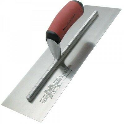 Marshalltown M12ASSD Drywall Finishing Trowel Stainless Steel 14 x 4.1/2""