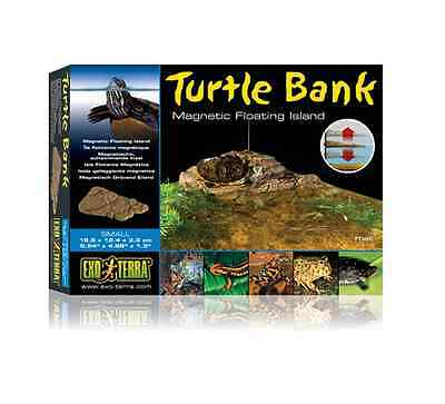 Exo Terra Turtle Bank Magnetic Floating Island SMALL PT3800