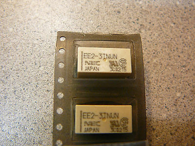 NEC EE2-3TNUN Miniature Signal Relay 3V Double Coil Latch Type SMT **NEW** 1/PKG