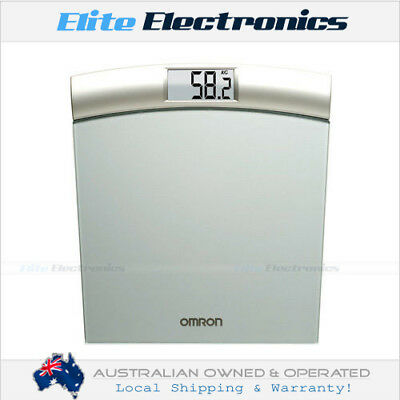 Omron Hn283 Digital Body Weight Scale Bathroom 4 Sensor Accuracy Upto 150Kg