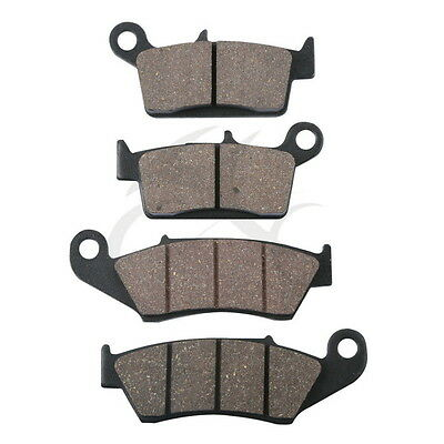 Front Rear Brake Pads For SUZUKI RM 125 250 RM125 RM250 DR-Z 400 DRZ400 DR 650