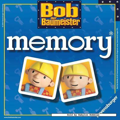 Memory - Bob the Builder (by Ravensburger) 217243
