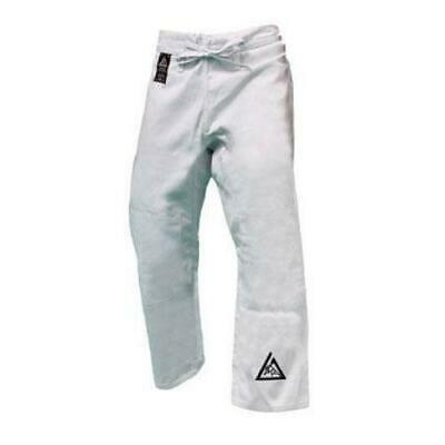 Gracie Jiu Jitsu White Gi Pants BJJ Grappling