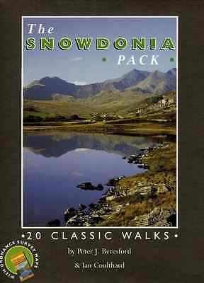 The Snowdonia Pack (Walker's Pack) - Pamphlet NEW Coulthard, Ian 2002-12