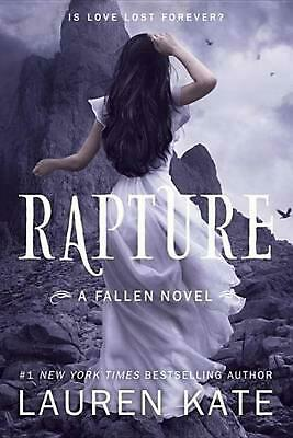 Rapture by Lauren Kate (English) Paperback Book Free Shipping!