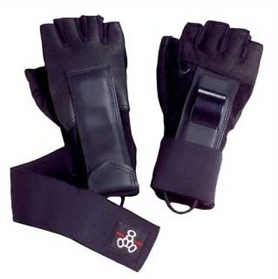 Triple Eight Hired Hands Wrist Guards / Gloves - Triple 8