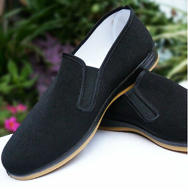 NEW comfortable Rubber cotton handmade kung fu Tai chi slipper Leisure shoes