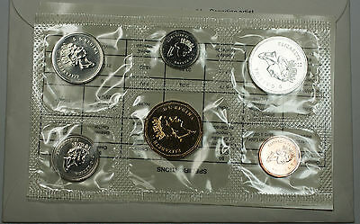 1994 Canada Mint Set- Proof Like- Uncirculated Coin Set Common Loon Envelope