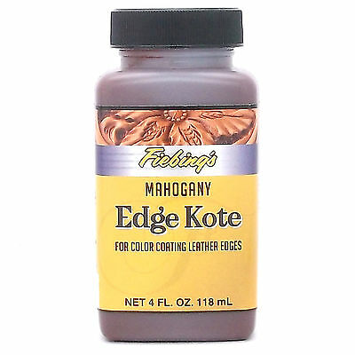 Edge Kote Mahogany by Fiebing's 4 oz. (118 mL) 2225-05 EKOT79P004Z
