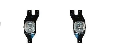 For 2001-2004 Ford F Series Pickup HD/2000-2004 Ford Excursion Fog Light PAIR