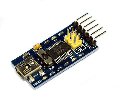 FT232RL 3.3V 5.5V FTDI USB To Serial Cable USB to TTL USB To 232 for Arduino