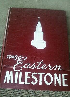 1949 Eastern Kentucky State Teachers College Yearbook - Milestone - Ii 7195