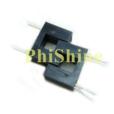 10x ITR9608 ITR-9608 Photoelectric Switch Optical Groove Coupler DIP-4 In gp