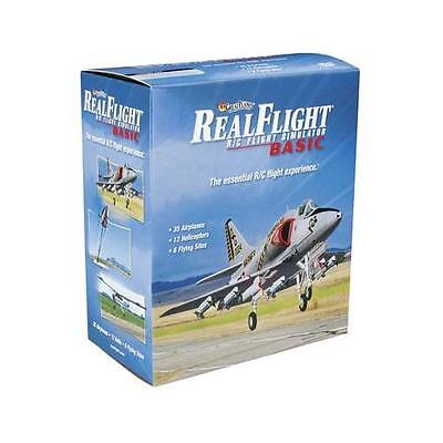 Great Planes RealFlight Basic R/C Flight Simulator on Mode 2 GPMZ4220