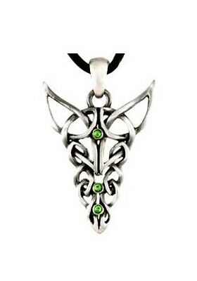 Celtic Horse Necklace - Pewter