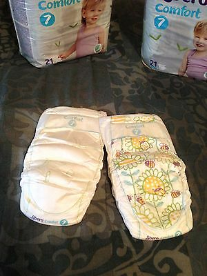 2 Diapers - Libero size 7 - Europe import - adult baby