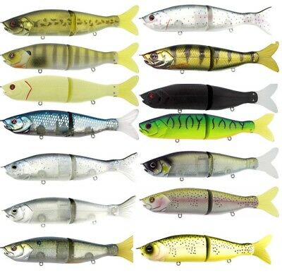 "River2Sea S-Waver 200S Hard Body Swimbait - Jointed - 8"", 3 1/2 Oz Select Colors"