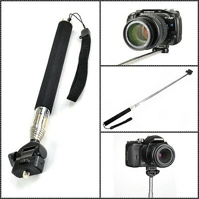 Extendable Monopod Stand Selfie Stick for Digital Camera Kodak/Nikon/Sony/Canon