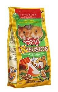 Living World Extrusion Extruded Hamster Food 1.45 lbs #60362