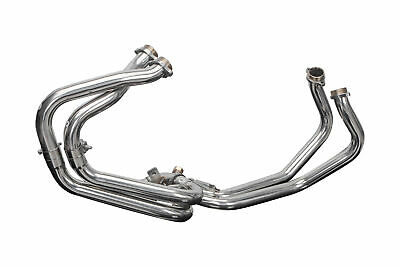 Stainless Steel Header Exhaust Downpipes OEM Replacement HONDA VFR800 98-09