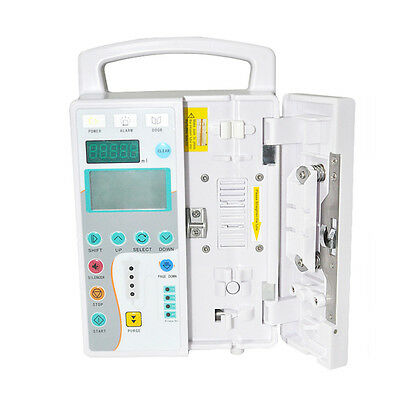 CE FDA New IV Fluid Infusion Pump With Voice Alarm for Medical or Veterinary Use