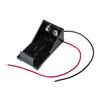 5x PP3 9V Battery Holder Box with Flying Leads BH2