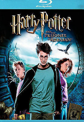 Blu Ray DVD Harry Potter and the Prisoner of Azkaban NEW! Factory Sealed!