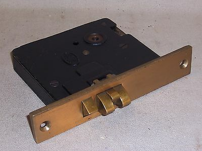 Antique Corbin Grip Lever Victorian Mortise Lock
