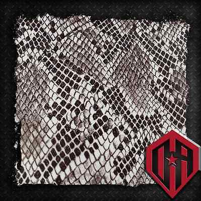 Hydrographic Water Transfer Film Hydrodipping Hydro Dip Rattle Snake Skin Print