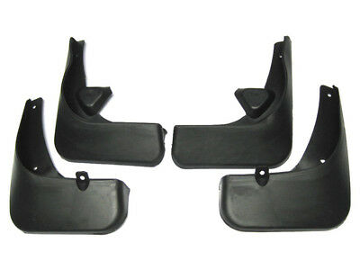 Peugeot 308 2010- 10- Mud Flaps Mudflaps Splash Guards Front + Rear Set New