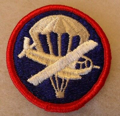 Current Issue Army Off Paratrooper Cap Patch Color Me
