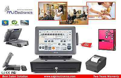 Salon All-In-One Point Of Sale Complete System, Salon Maid POS Software