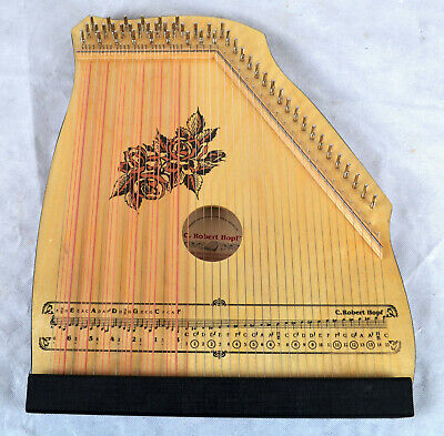 Akkordzither Gitarr - Mandolin - Zither 100/3 Erle Gitarre Mandoline- Zither