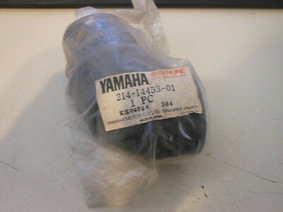 NOS Genuine OEM Yamaha Air Cleaner Joint 1968 - 1971 DT1 214-14453-01