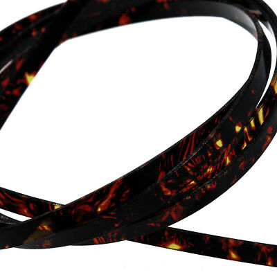 Luthier Supply Celluloid Binding Purfling 1650 x 6 x 1.5 mm Tortoise Shell