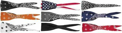 Schampa Mens Old School Rolled Look Bandanna