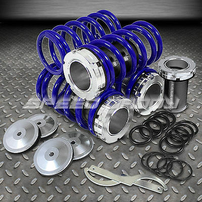 For Maxima A32 Scale Adjustable Lowering Suspension Coilover Coil Blue Springs