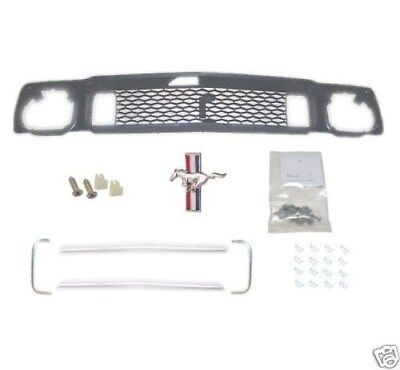 1973 Mustang Mach 1 Grille And Trim Kit