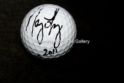 Nancy Lopez Hand Signed Golf Ball Autographed 2