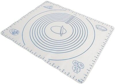 Norpro Silicone Pastry Mat with Measures - 42