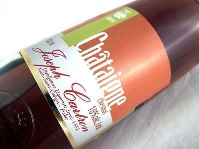 NV JOSEPH CARTRON Chataigne Chestnut Liqueur 700ml Isle of Wine