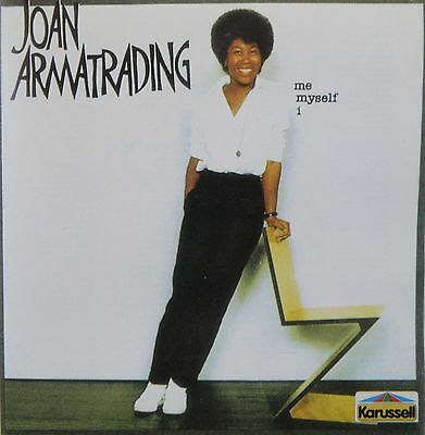 Joan Armatrading - Me Myself I CD * Many More Great CDs In Store *