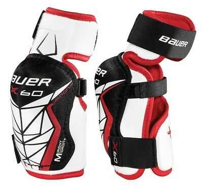 Bauer Vapor X60 Ice Hockey Elbow Pads - Junior & Senior Sizes