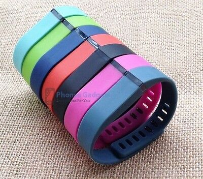 Replacement Wristband Band for Fitbit Flex Large Size With Clasp No Tracker