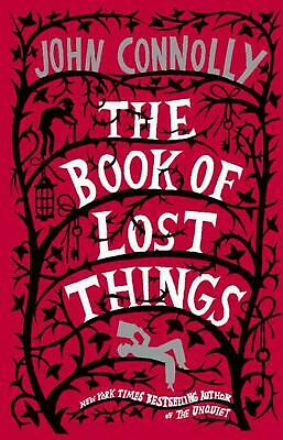 The Book of Lost Things by John Connolly Paperback Book (English)