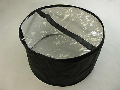 "New Non-Woven Hat Bag 19""Dia. X 11"" Deep"